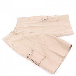 Pánské šortky odstín béžové JFH