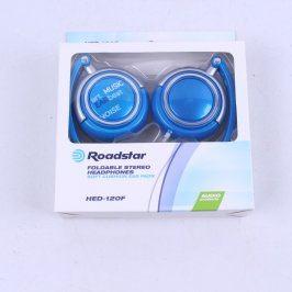 Náhlavní sluchátka Road Star HED-120F modré