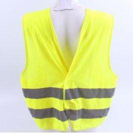 Reflexní vesta jasně žlutá
