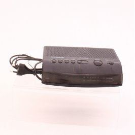 Radiobudík Intersound CR-98 černý