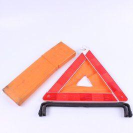 Výstražný reflexní trojúhelník