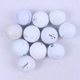 Golfové míčky Ultra různé druhy