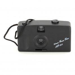 Fotoaparát Focus Free AP-201 35 mm černý
