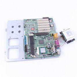 Set základní desky MSI 815EPT Pro s CPU