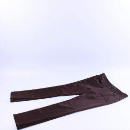Dámské kalhoty ZARA hnědé