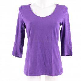 Dámské tričko H&M fialové
