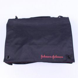 Pánská aktovka Johnson & Johnson černá