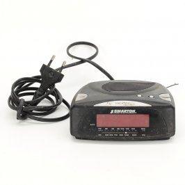Radiobudík Smarton SM 721R černý