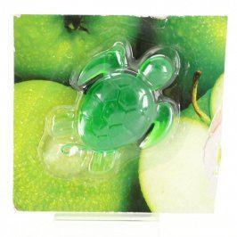 Přívěsek na zpětné zrcátko - zelená želva