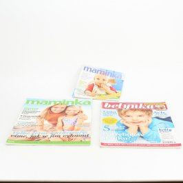 Sada časopisů  s tématem děti