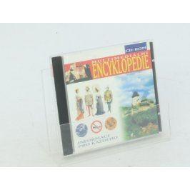 Multimediální naučné CD: Encyklopedie