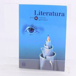 Učebnice Literatura pro III. ročník gymnazií