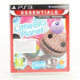 Hra na PS 3: Little Big Planet