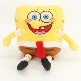 Plyšová hračka Spongebob se závěsným očkem