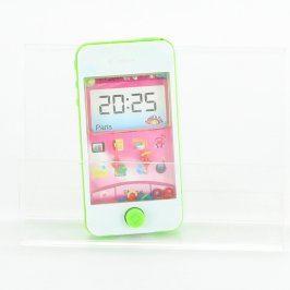 Interaktivní hračka mobil