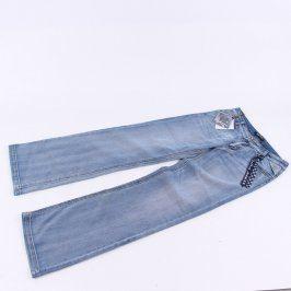 Dámské rifle Bulkish Jeans světle modré