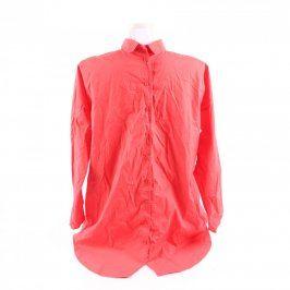 Košile Jian Ruyi odstín červené