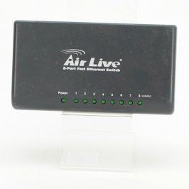 Stolní switch AirLive Live-8F