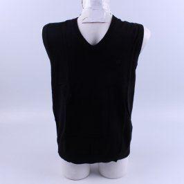 Pánská vesta Jack&Jones Premium černá