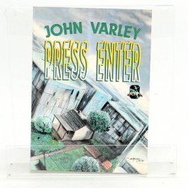 Kniha J. Varley: Press enter