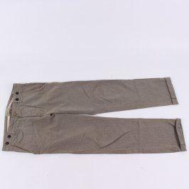 Pánské kalhoty Jack and Jones šedé