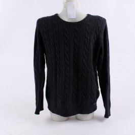 Pánský svetr Jack and Jones černý
