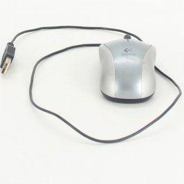 Laserová myš Logitech M-UAL 120