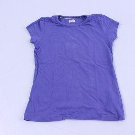 Dívčí tričko F&F fialové barvy