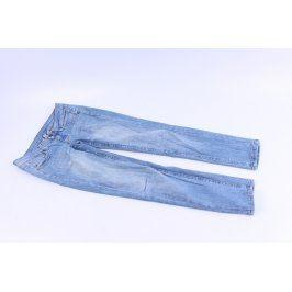 Dámské džíny Mango světle modré