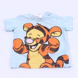 Chlapecké tričko H&M odstín modré
