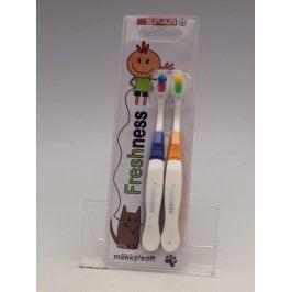 Dětský zubní kartáček Spar Freshness, měkký