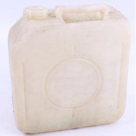 Plastový kanystr 10 litrů