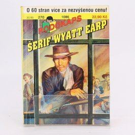 Kniha Šerif Wyatt Earp