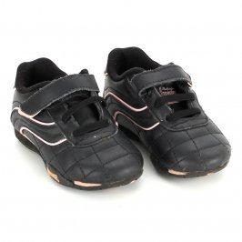 Dětská obuv Lonsdale černé barvy