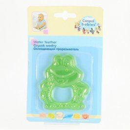 Chladící kousátko Canpol Babies žába