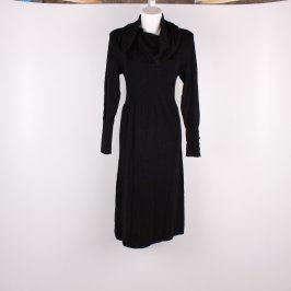 Dámské dlouhé šaty Esmara černé barvy