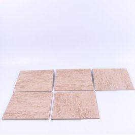 Keramické obkladačky čtverce