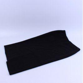 Dámská dlouhá sukně černá