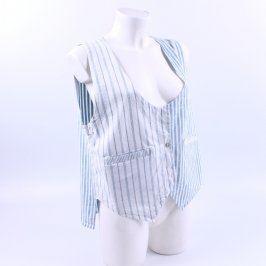 Dámská pruhovaná vesta Andrewsports
