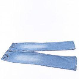 Pánské džínové kalhoty Fago modré
