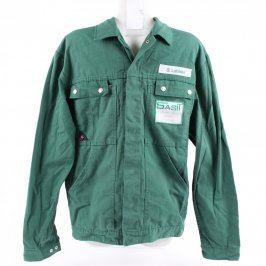 Pánská pracovní bunda BP zelená