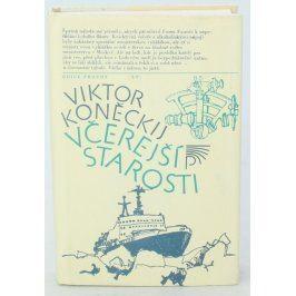 Kniha Viktor Koněckij: Včerejší starosti