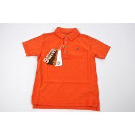 Dětské tričko Napapijri krátký rukáv