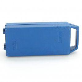 Obal na audio kazety modrý