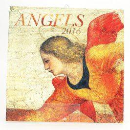 Kalendář roku 2016 ANGELS