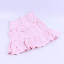 Dámská sukně Clockhouse odstín růžové