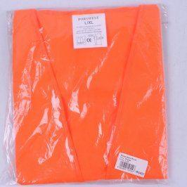 Reflexní vesta Portwest oranžová