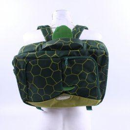 Školní batoh Sammies zelený