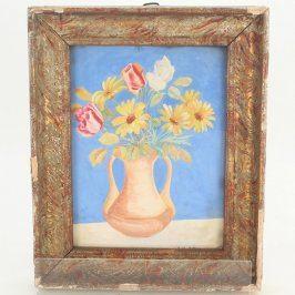 Obraz Zátiší se džbánem a květinami