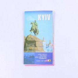 Plán města Kyjev